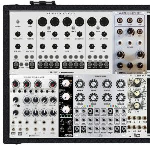 DIY Modular Synthesizer Preview